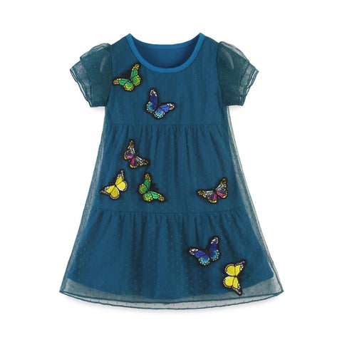 Butterfly Princess Dress
