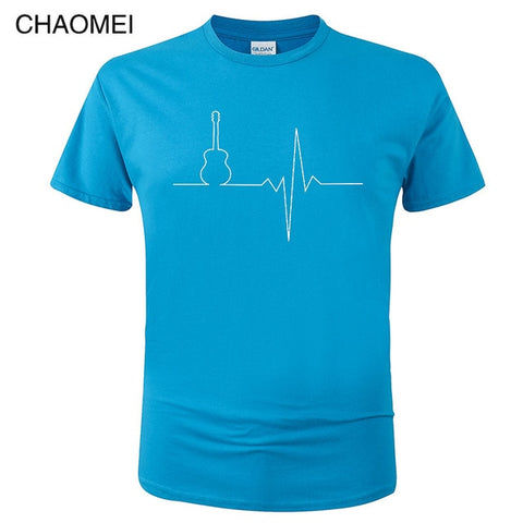 Guitar Heartbeats T-shirt