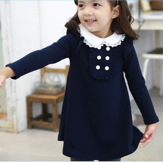 Doll Collar dress