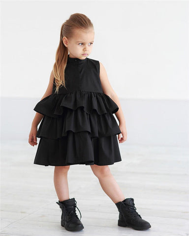 Image of Ruffle Dress