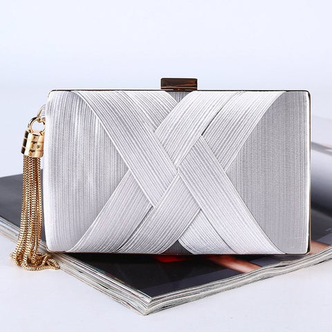 Image of Silk envelope Clutch