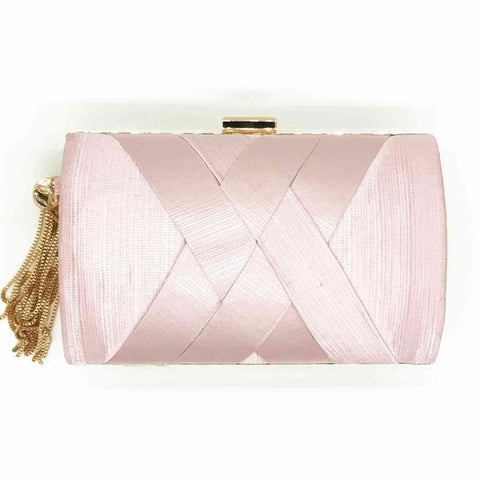 Silk envelope Clutch