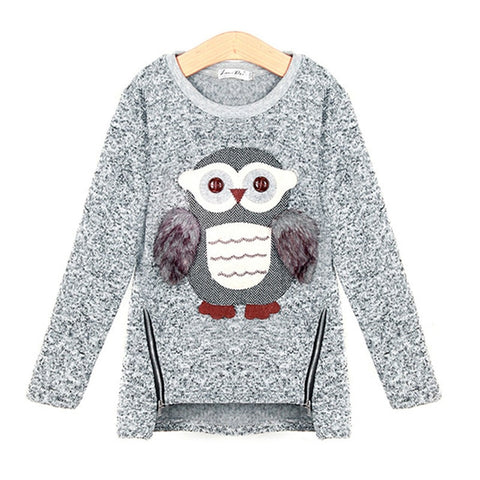 Image of Owl Sweater