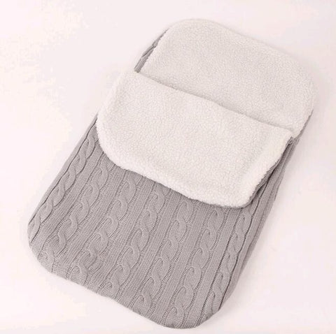 Image of Baby Blanket For Stroller - Size 0-12 Months