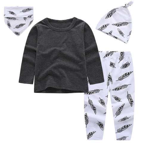 Image of 4-Piece Baby Boy set