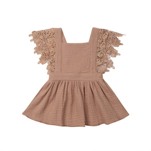Flying Lace Dress