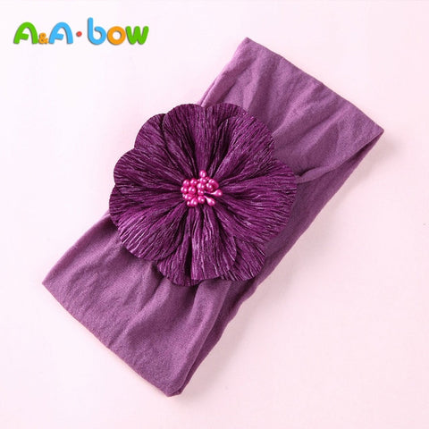 Image of Baby Flower Headband
