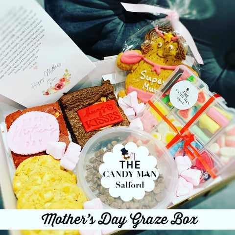 The ultimate Mother's Day graze box