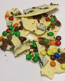 Chocolate bark bag