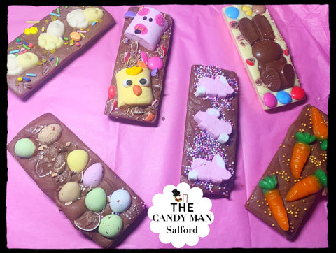 Easter small slab bars