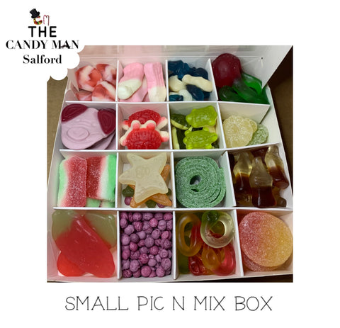 Small pic n mix box