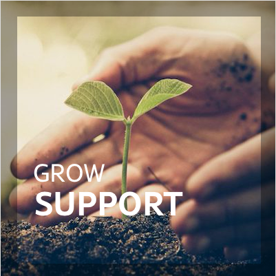 Grow Support (1 Year)
