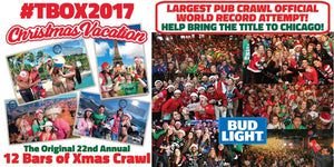 TBOX Chicago 2017 Attempting a World Record Pub Crawl