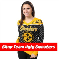 Shop NFL Team Ugly Sweaters