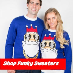 Shop Funny Christmas Sweaters