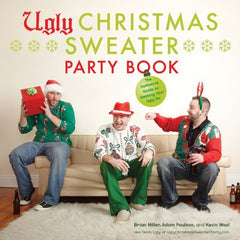 Ugly Christmas Sweater Book