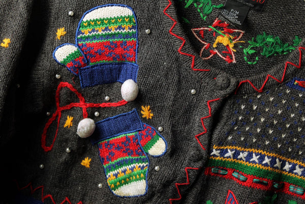 What makes a sweater ugly - Festive Christmas Jumper