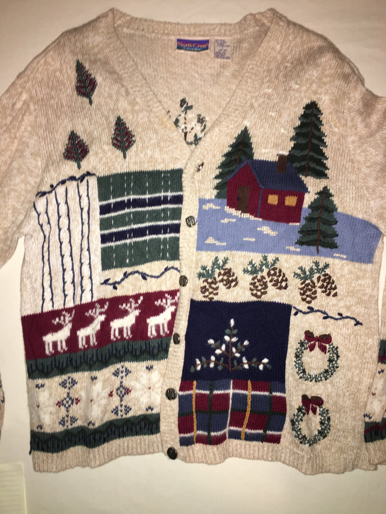Whole Lotta Christmas Goin On Sweater 1672