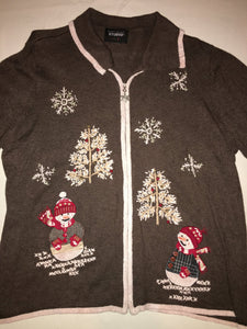 Dreaming Of A Brown Christmas Sweater 1663