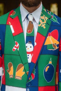 Christmas Suit Quilty Pleasure