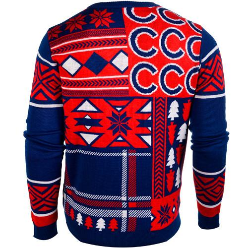 a5123347b11 Chicago Cubs Ugly Christmas Sweaters – Ugly Christmas Sweater Party