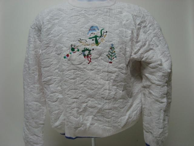 Tacky Christmas Jumper 8501