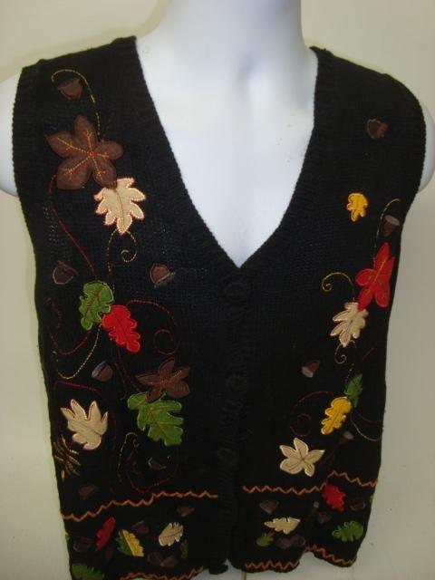 Nuts are Dropping - Cheap Christmas Sweater Vest
