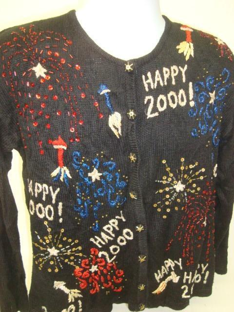Never Forget - Y2K Funny Christmas Sweater