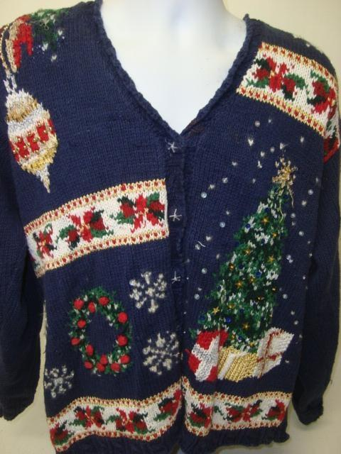 Vintage Cheap Ugly Christmas Sweater by Team Ugly