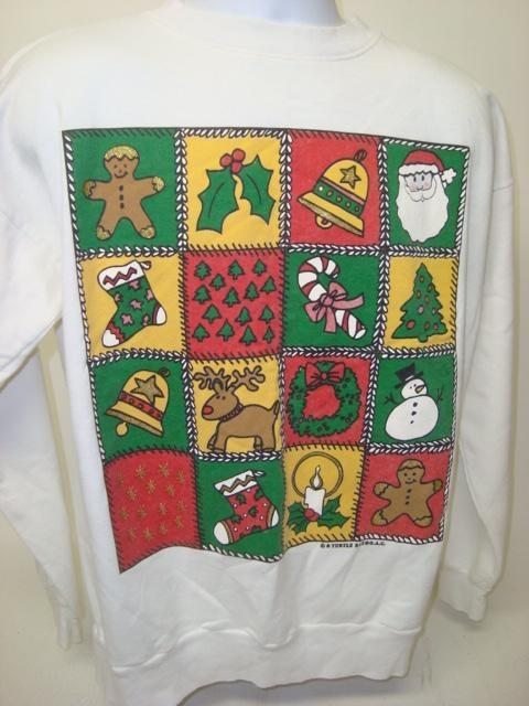 Christmas Sweatshirt Buffet