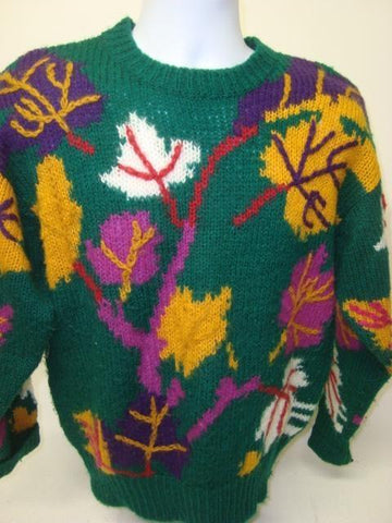 Autumnal Ugliness Tacky Sweater 9026