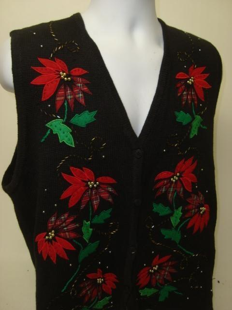 Vestivus for the Rest of Us - Ugly Christmas Vest