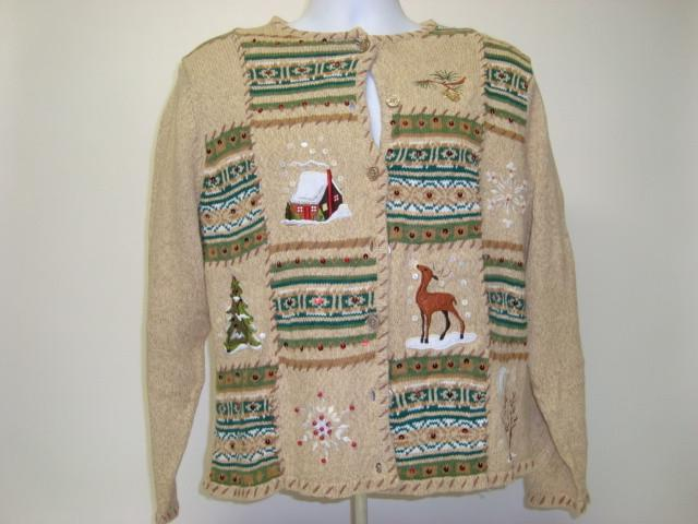 Ugly Christmas Sweaters 3313