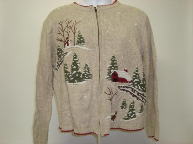 Ugly Christmas Sweaters 3698