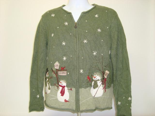 Ugly Christmas Sweaters 3703