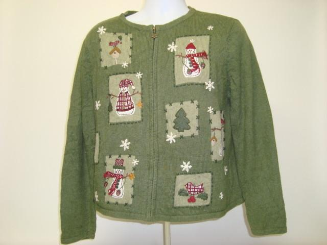 Ugly Christmas Sweaters 3707