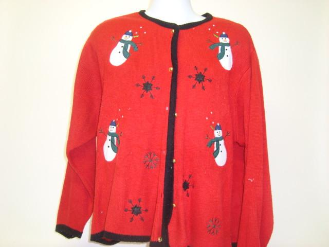 Ugly Christmas Sweaters 4080