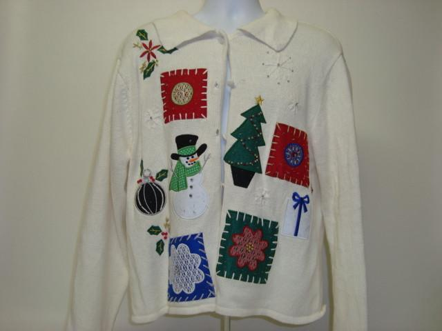 Ugly Christmas Sweaters 4270