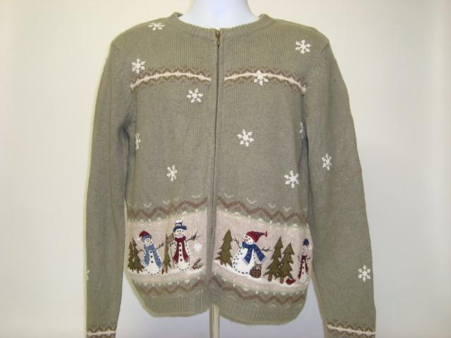 Ugly Christmas Sweaters 4527