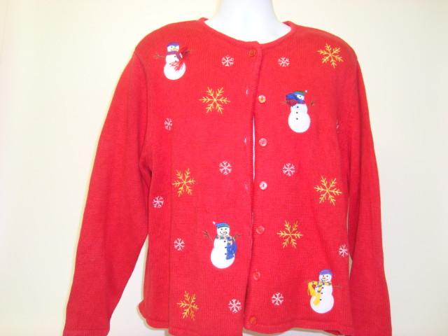 Ugly Christmas Sweaters 4591