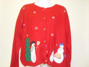Ugly Christmas Sweaters 4851