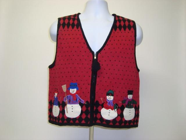 Ugly Christmas Sweaters 4981