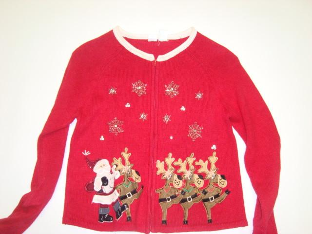 Ugly Christmas Sweaters 5351