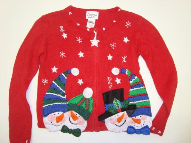 Ugly Christmas Sweaters 5366