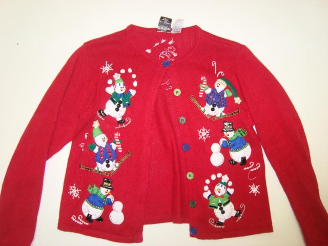 Ugly Christmas Sweaters 5388