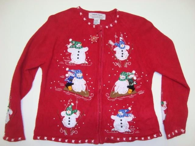 Ugly Christmas Sweaters 5424