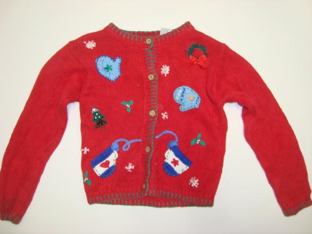 Ugly Christmas Sweaters 5534