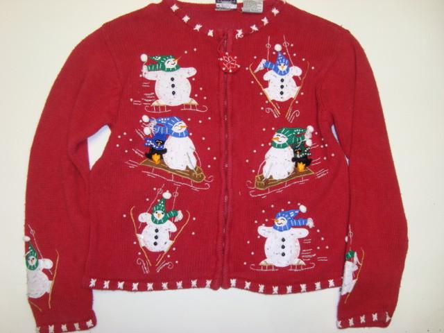 Ugly Christmas Sweaters 5615