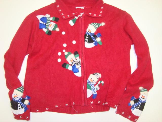 Ugly Christmas Sweaters 5617