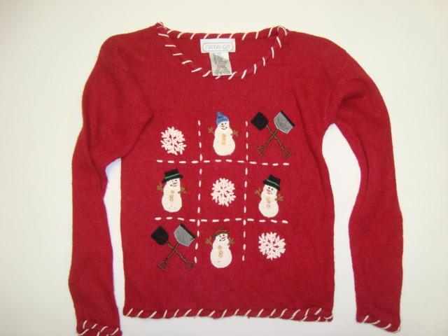 Ugly Christmas Sweaters 5629